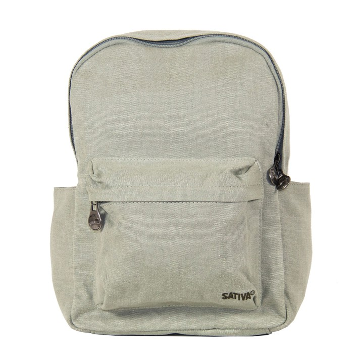 Hemp Mini Backpack (ice)