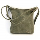 Mini Shoulder Hemp Bag And Rucksack (khaki)