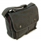 Travel/Camera Shoulder Hemp Bag (grey)