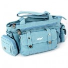 Multi-Functional Shoulder Hemp Bag (aqua)